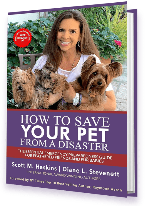 How to Save Your Pet from a Disaster